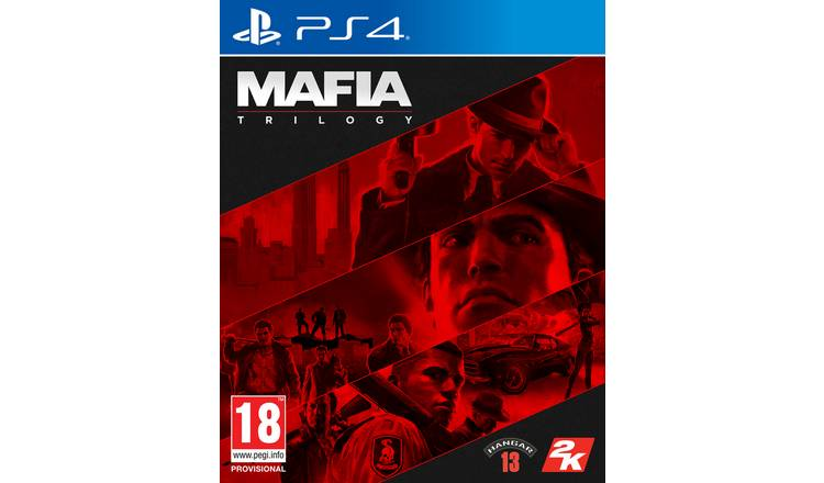 Mafia Trilogy PS4 Game