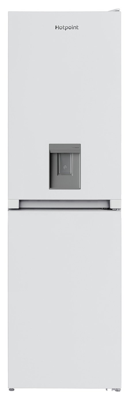 Hotpoint HBNF55181WAQUAUK 50/50 Frost Free Fridge Freezer - White - A+ Rated