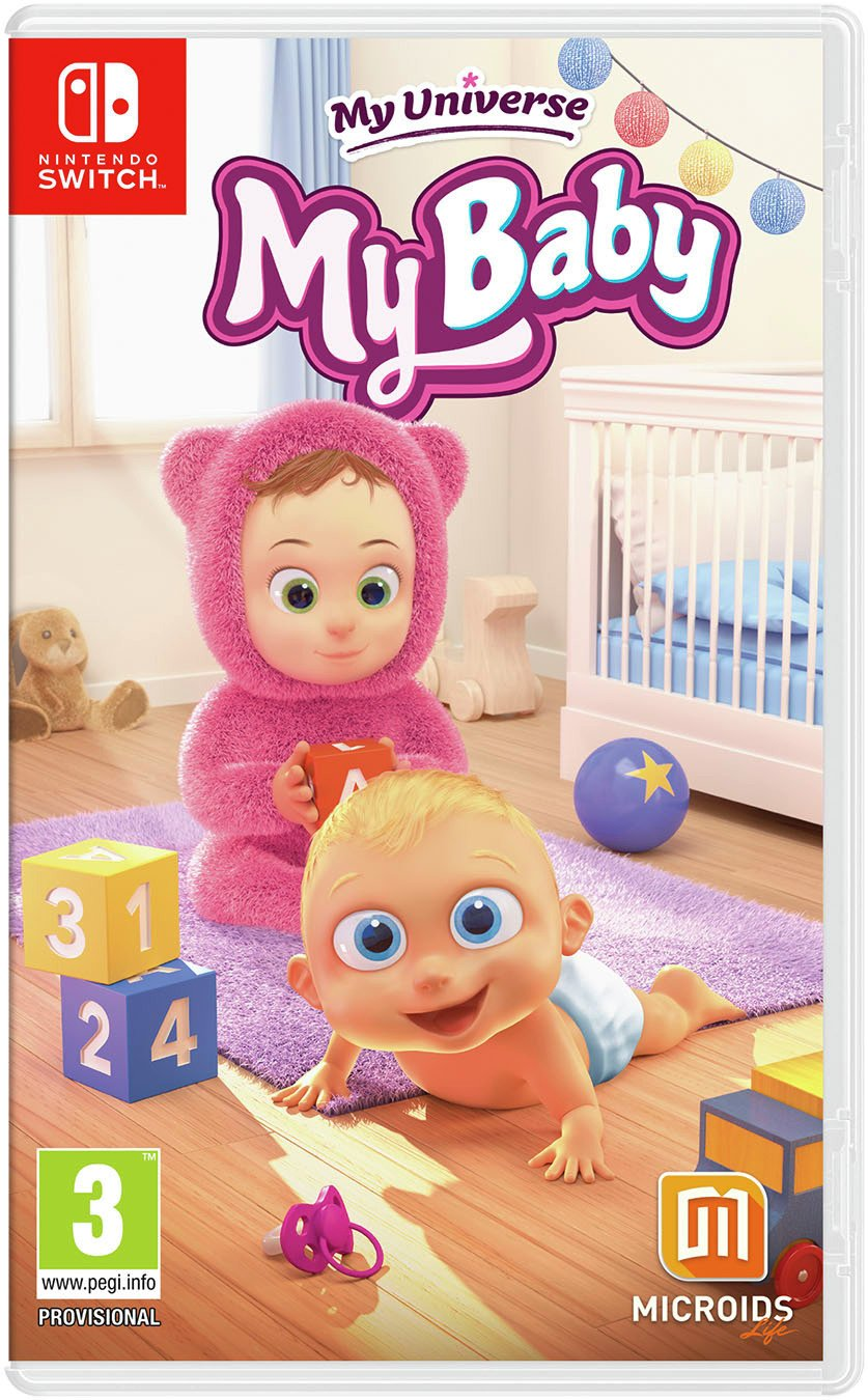My Universe: My Baby Nintendo Switch Game