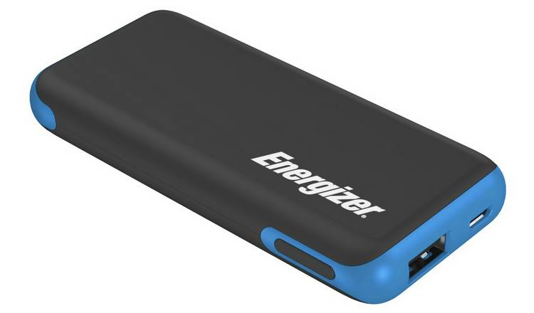 Energizer Max 3000mAh Polymer Portable Power Bank