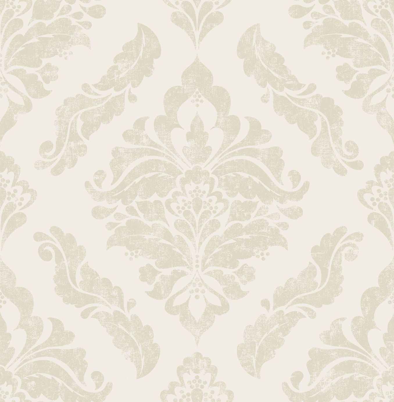 Image of Graham & Brown Boutique Damaris Wallpaper Cream