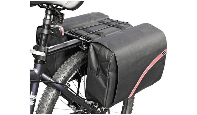 de609f273ef Buy Rolson Double Bike Pannier Bag | Baskets and panniers | Argos