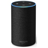 All-new Amazon Echo (2nd generation) - Charcoal Fabric