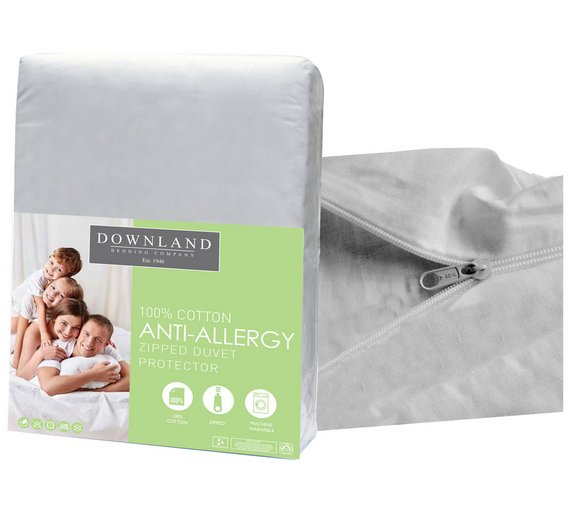 protector double bed mip resistant duvet mrsa