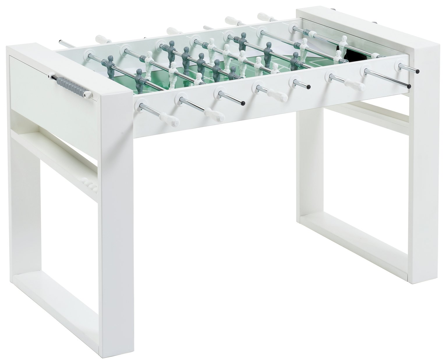Image of Mightymast White Tour Football Table
