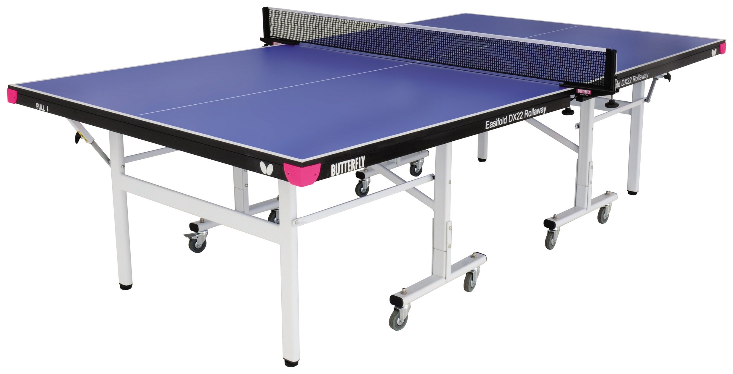 Image of Butterfly Easifold DX22 Blue Table Tennis Table