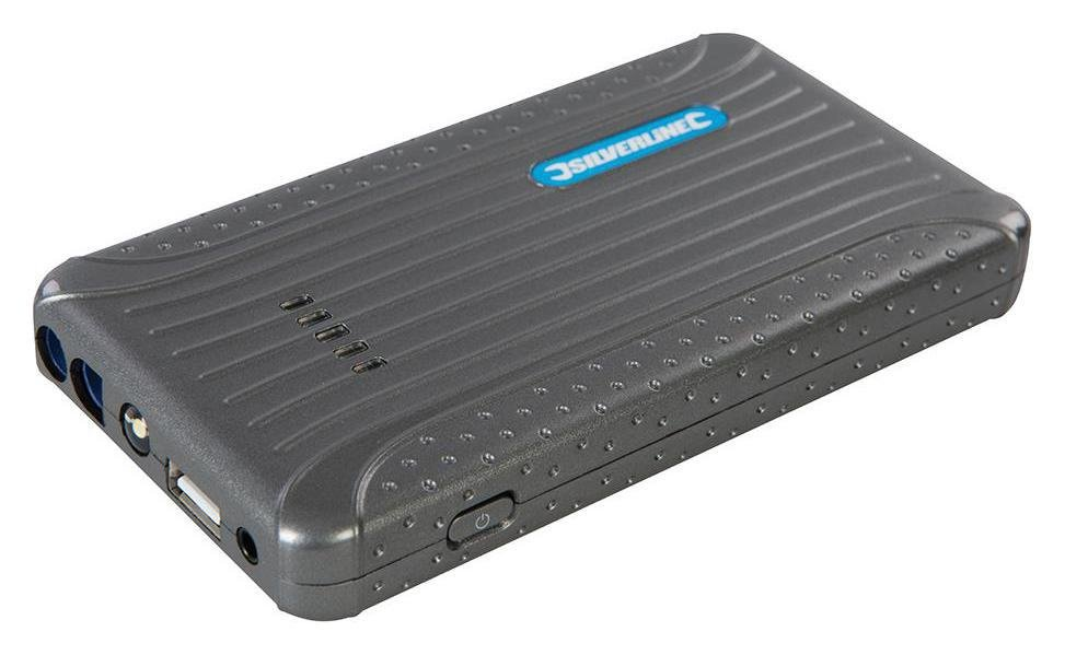 Silverline 12V Lithium Power Bank And Jump Starter
