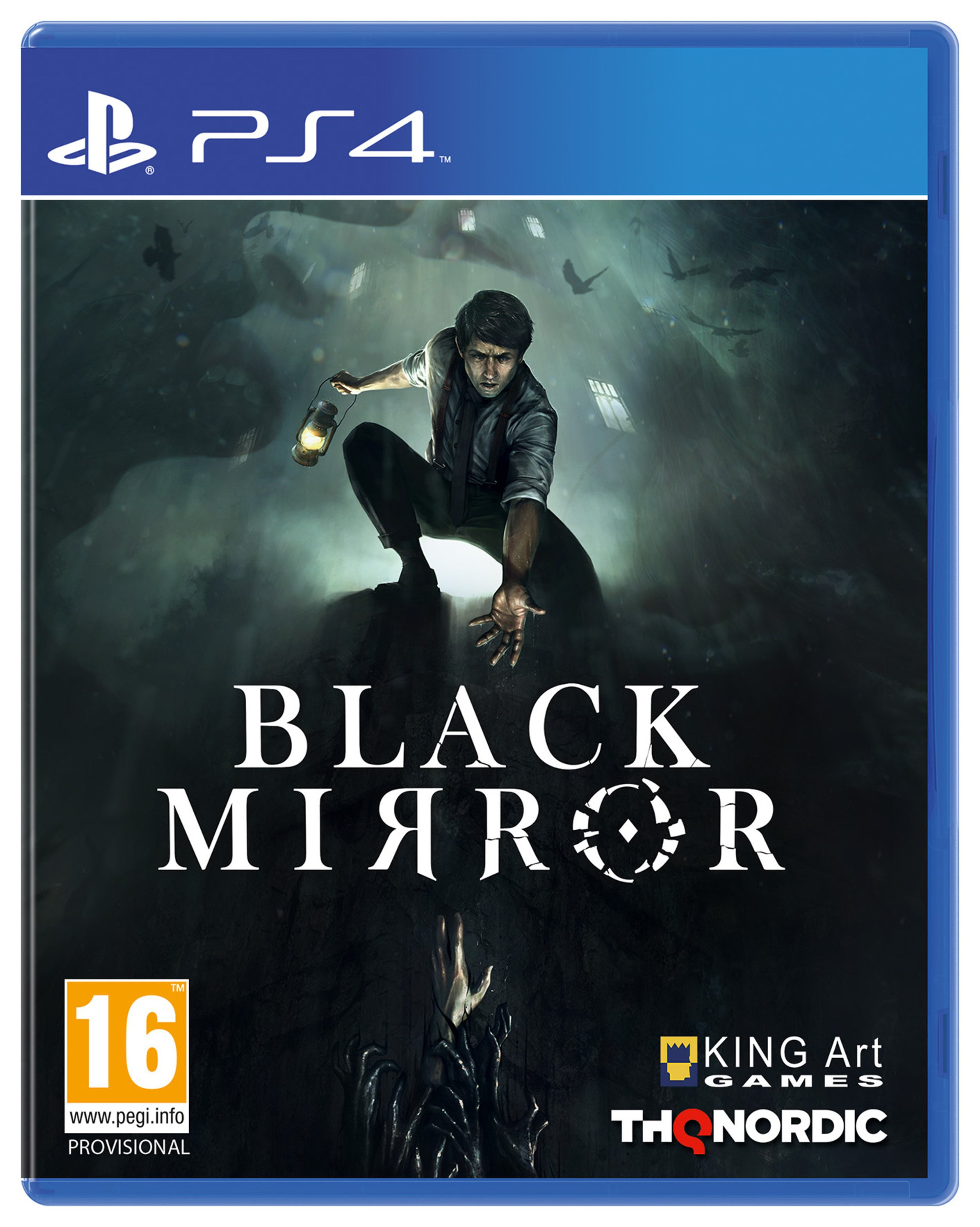 Image of Black Mirror PS4 Game