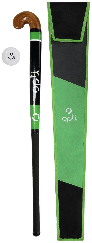 Opti Hockey Stick & Ball Set