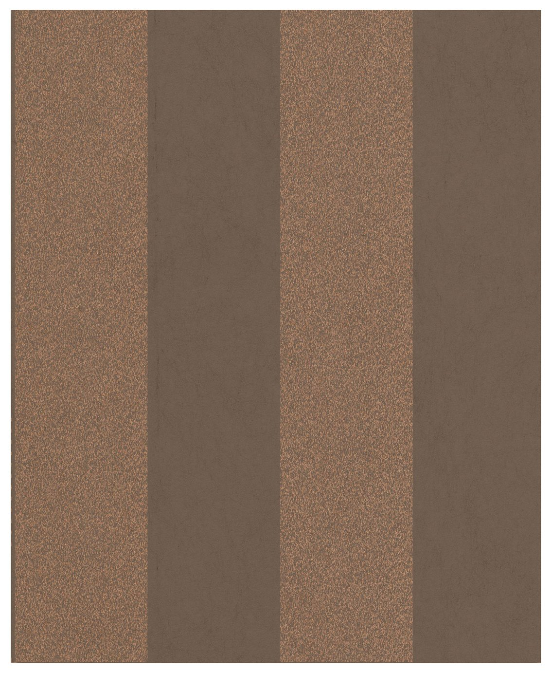 Image of Graham & Brown Artisan Stripe Wallpaper Copper