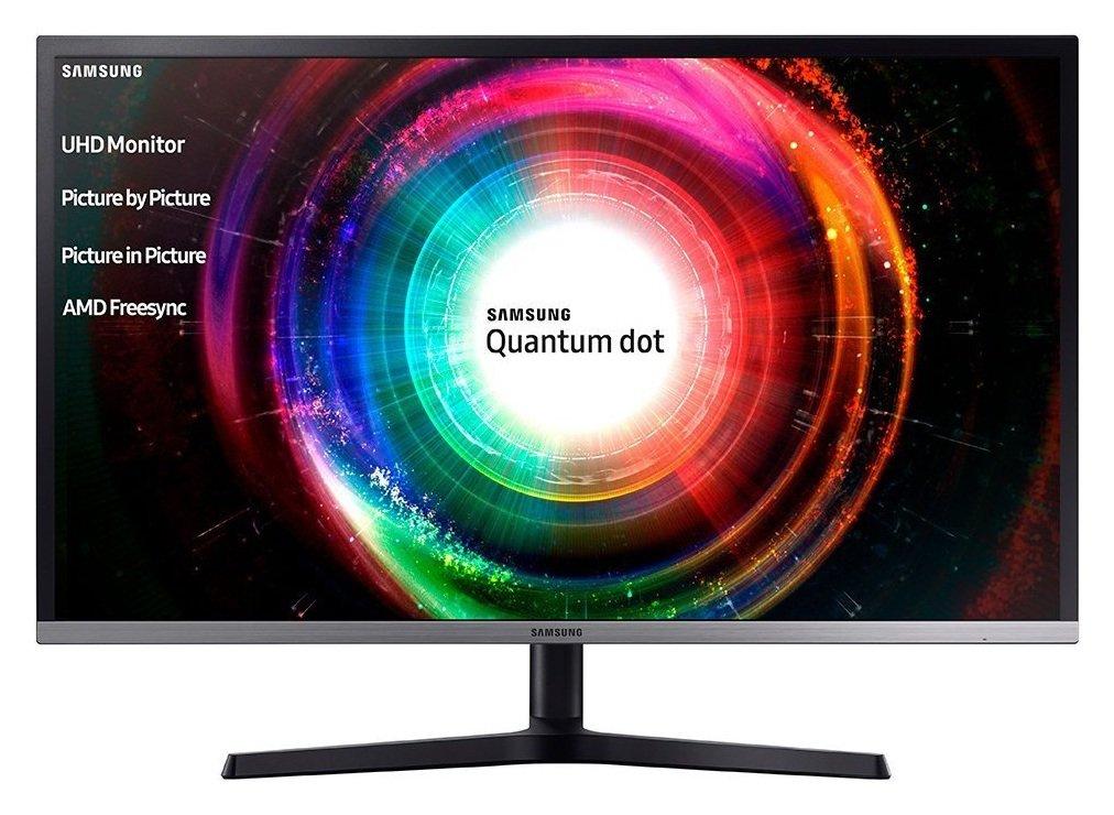 Samsung LU32H850U 32 Inch 4K UHD QLED Monitor