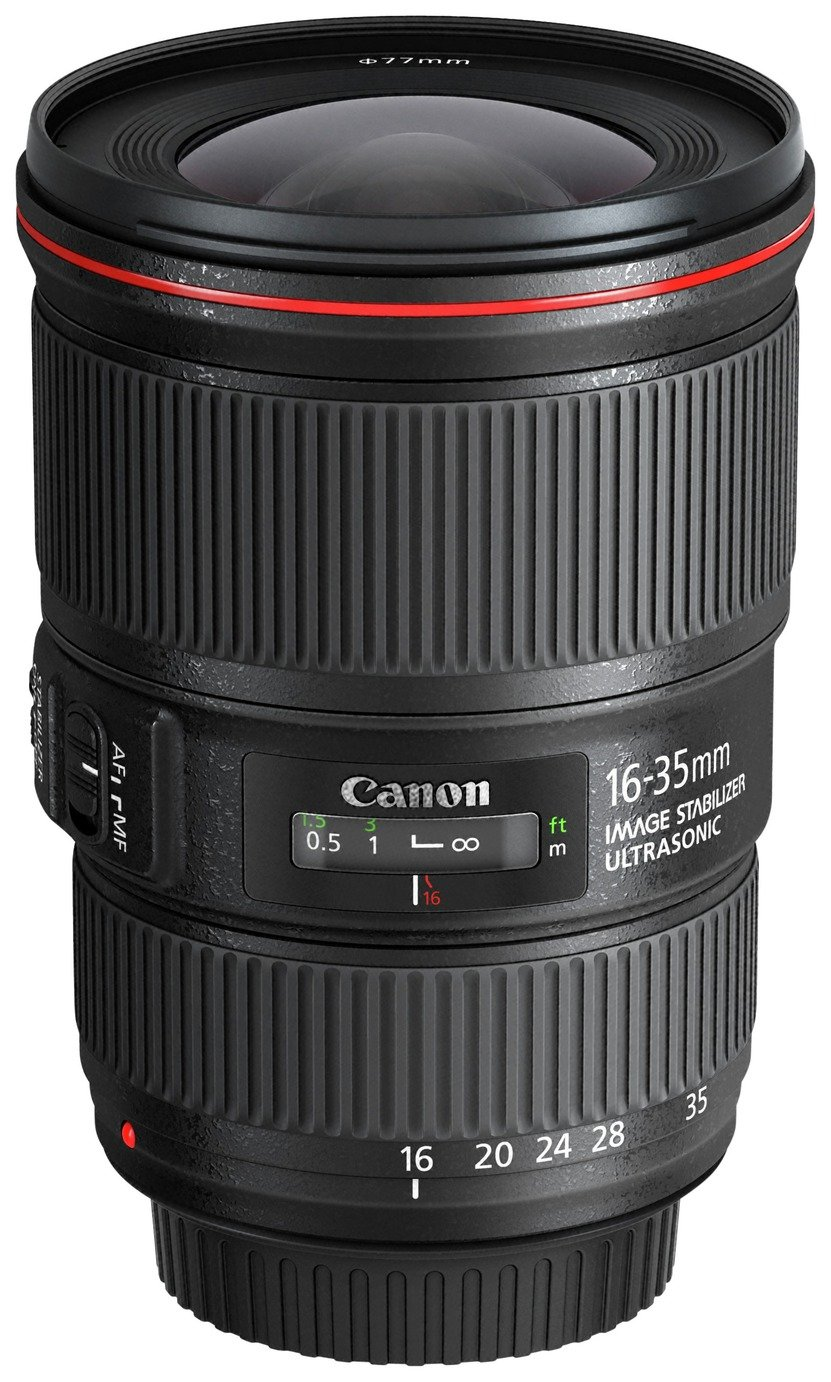 Image of Canon 16-35mm EF/ EF-s Lens
