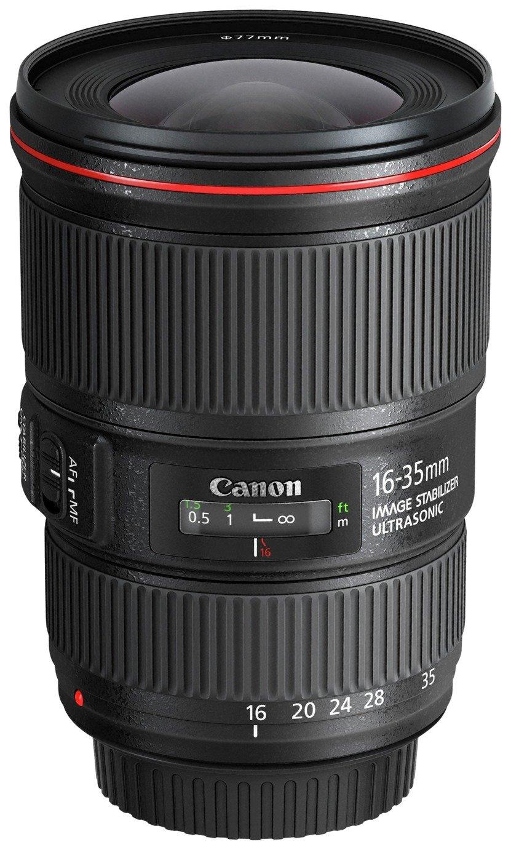 Canon 16-35mm EF/ EF-s Lens
