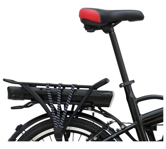 Buy Viking Vision Folding Electric Bike Black At