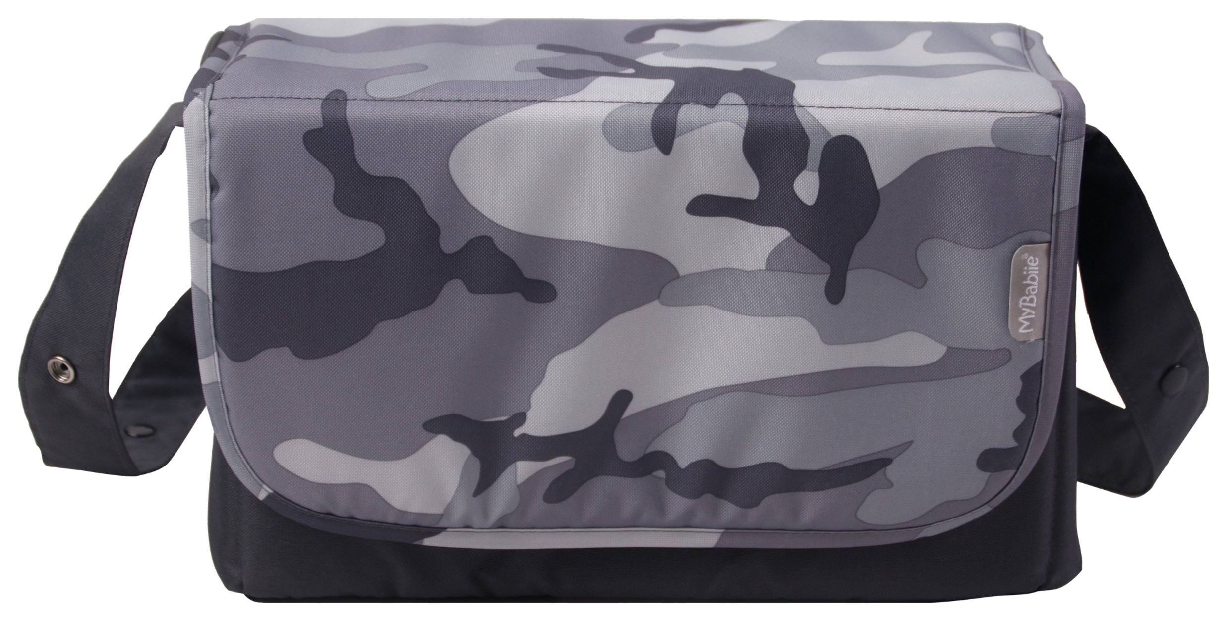 My Babiie Katie Piper Changing Bag - Grey Camo