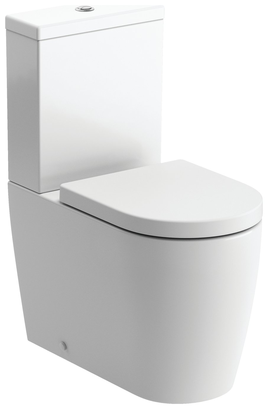 Lavari Curva Toilet and Slow Close Seat