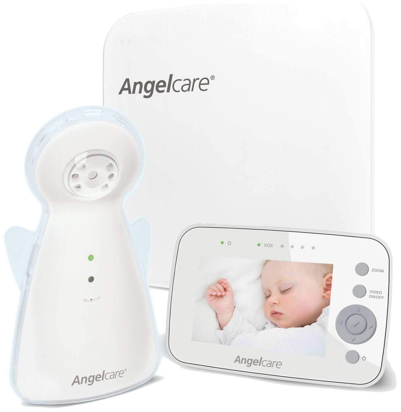 Angelcare AC1300 Baby Movement Monitor with Video