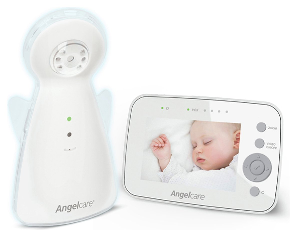 Image of Angelcare AC1320 Digital Video and Sound Monitor