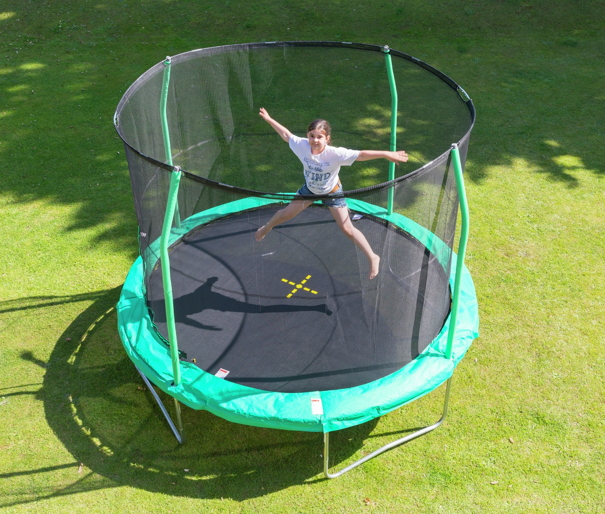 Image of Jumpking 12ft Combo Trampoline