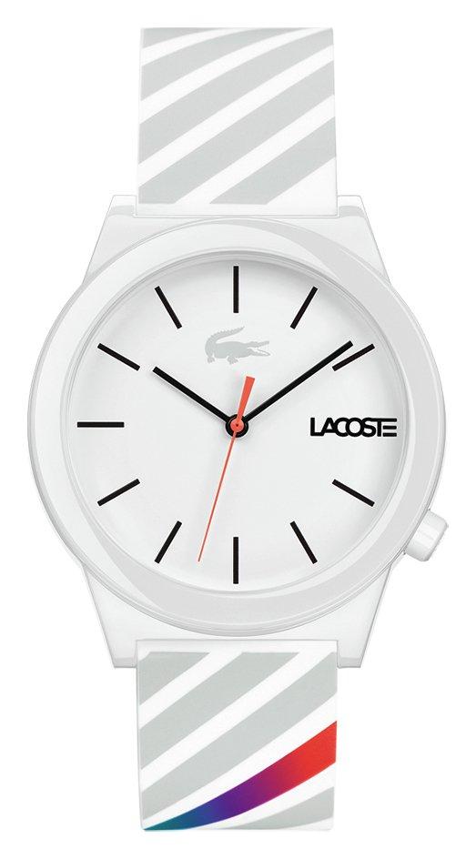 Lacoste Men's Motion 2010935 White Strap Watch