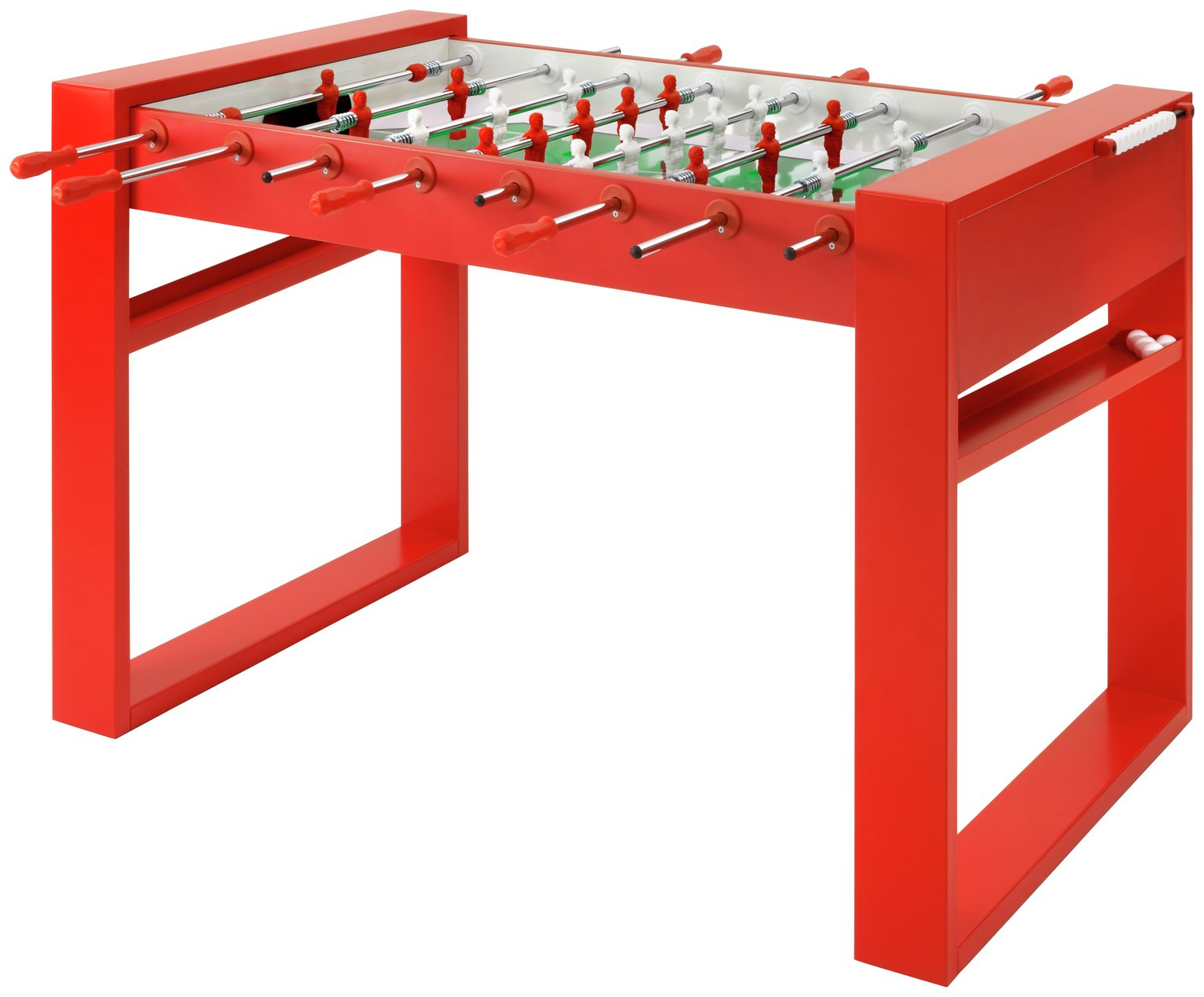 Image of Mightymast Red Tour Football Table