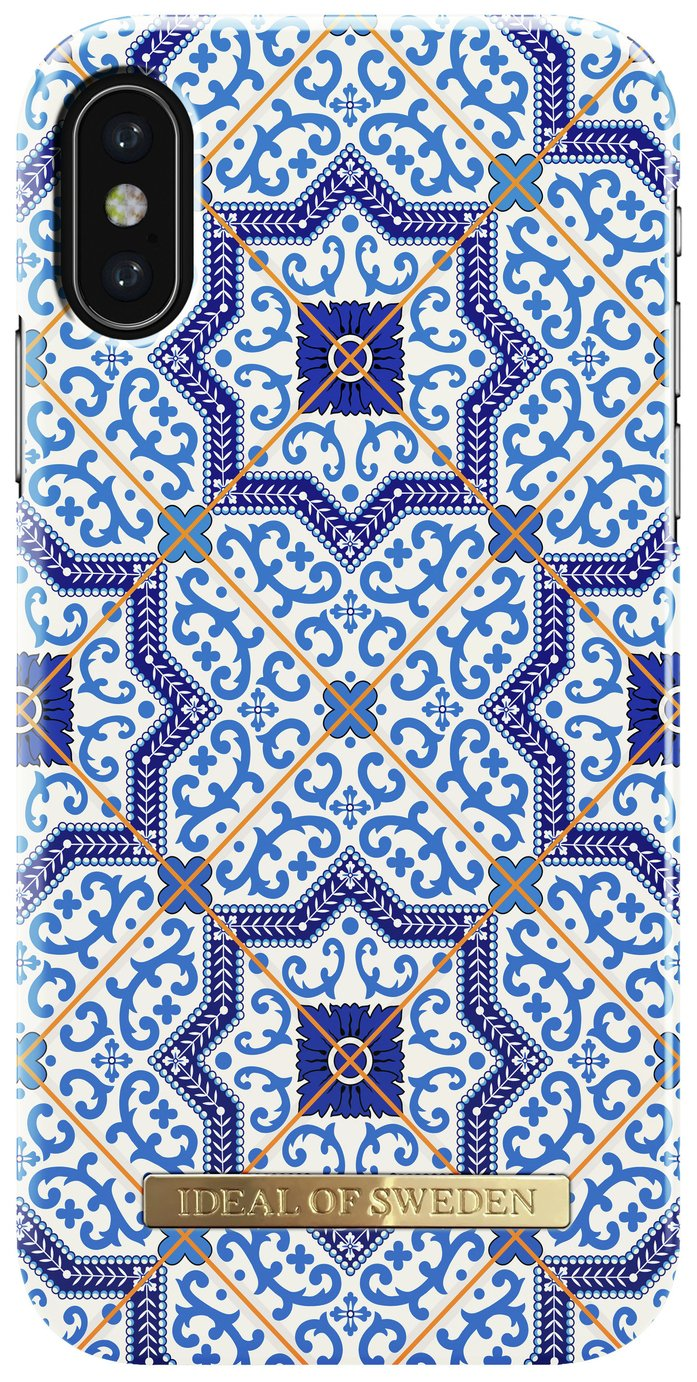 Image of Ideal of Sweden iPhone X Fashion Case - Marrakech