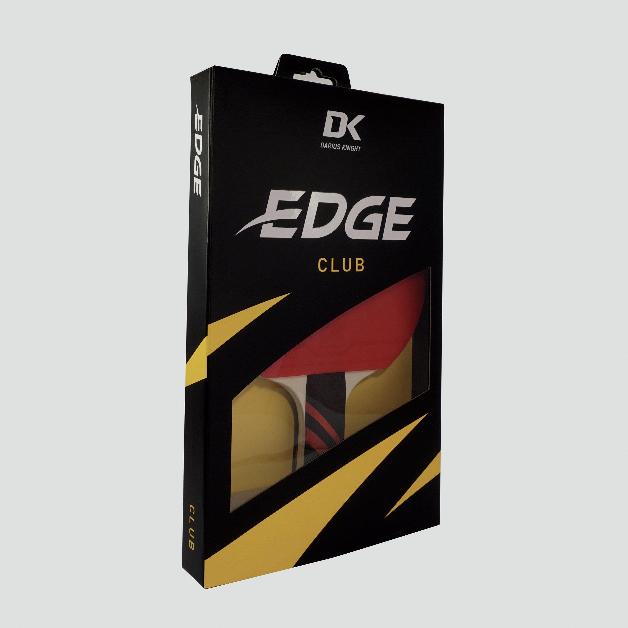 DK Edge Club Table Tennis Bat