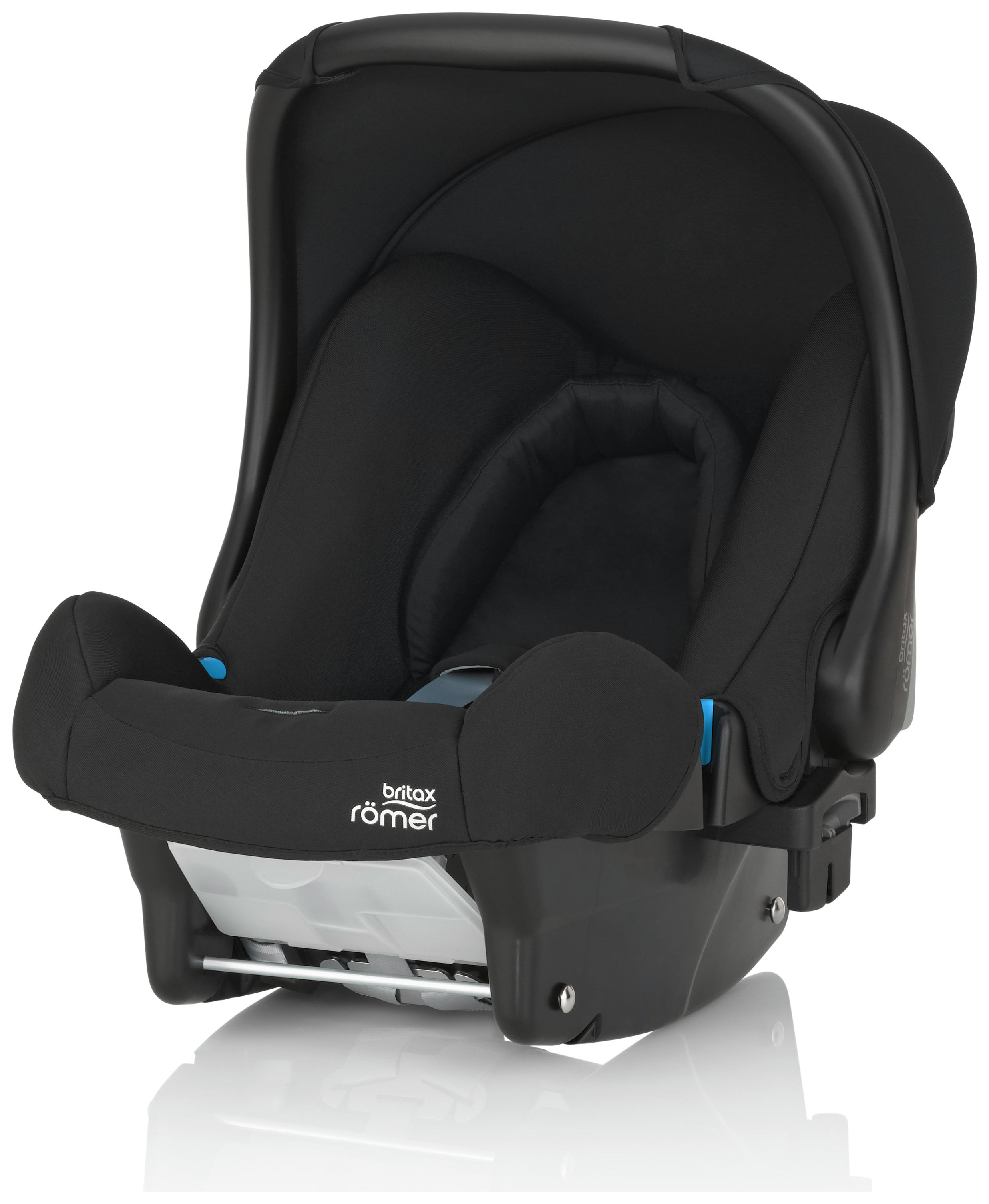 Image of Britax Romer BABY-SAFE Group 0+ Car Seat ??? Cosmos Black