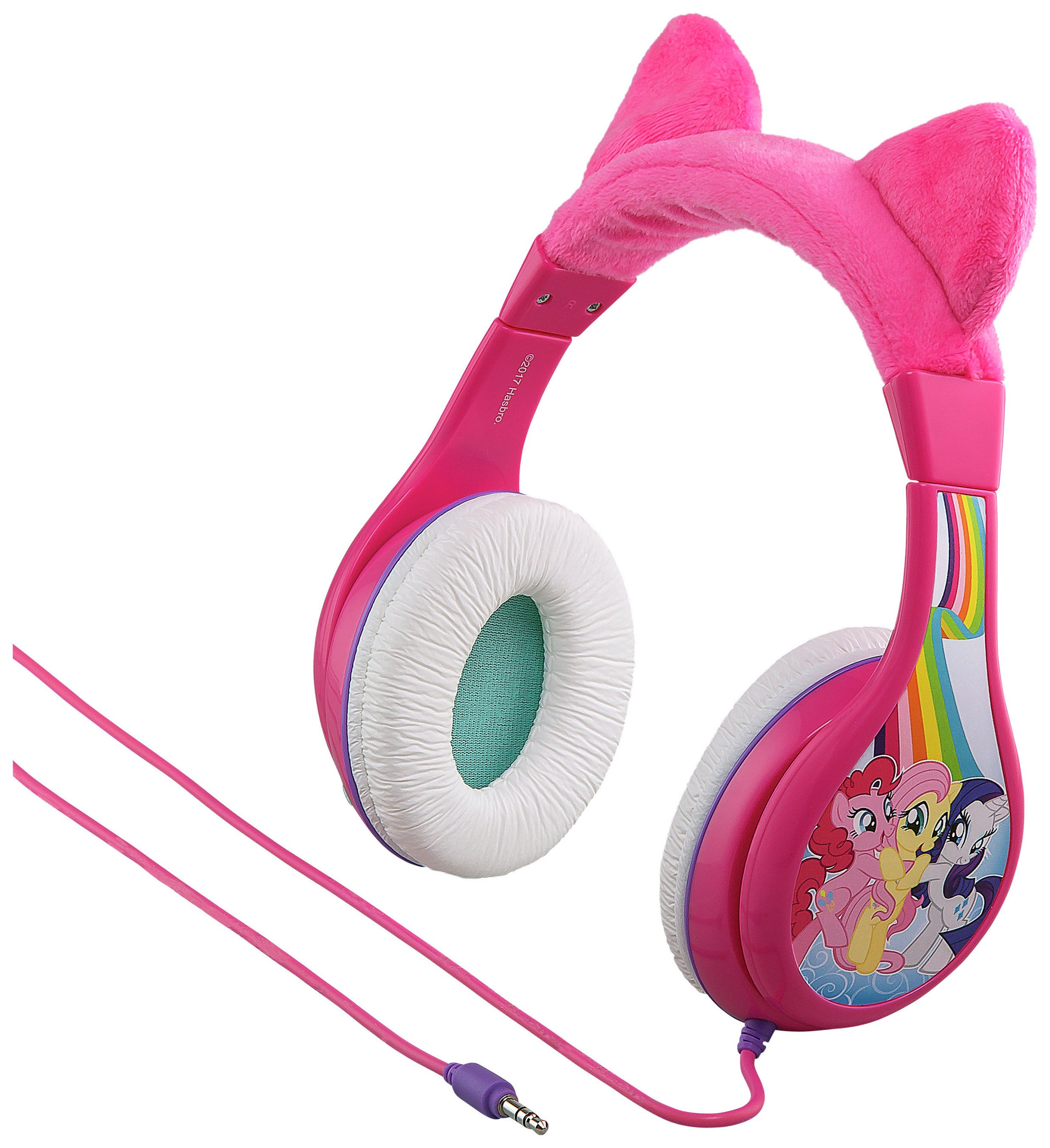 Image of My Little Pony Kids On-Ear Headphones - Pink