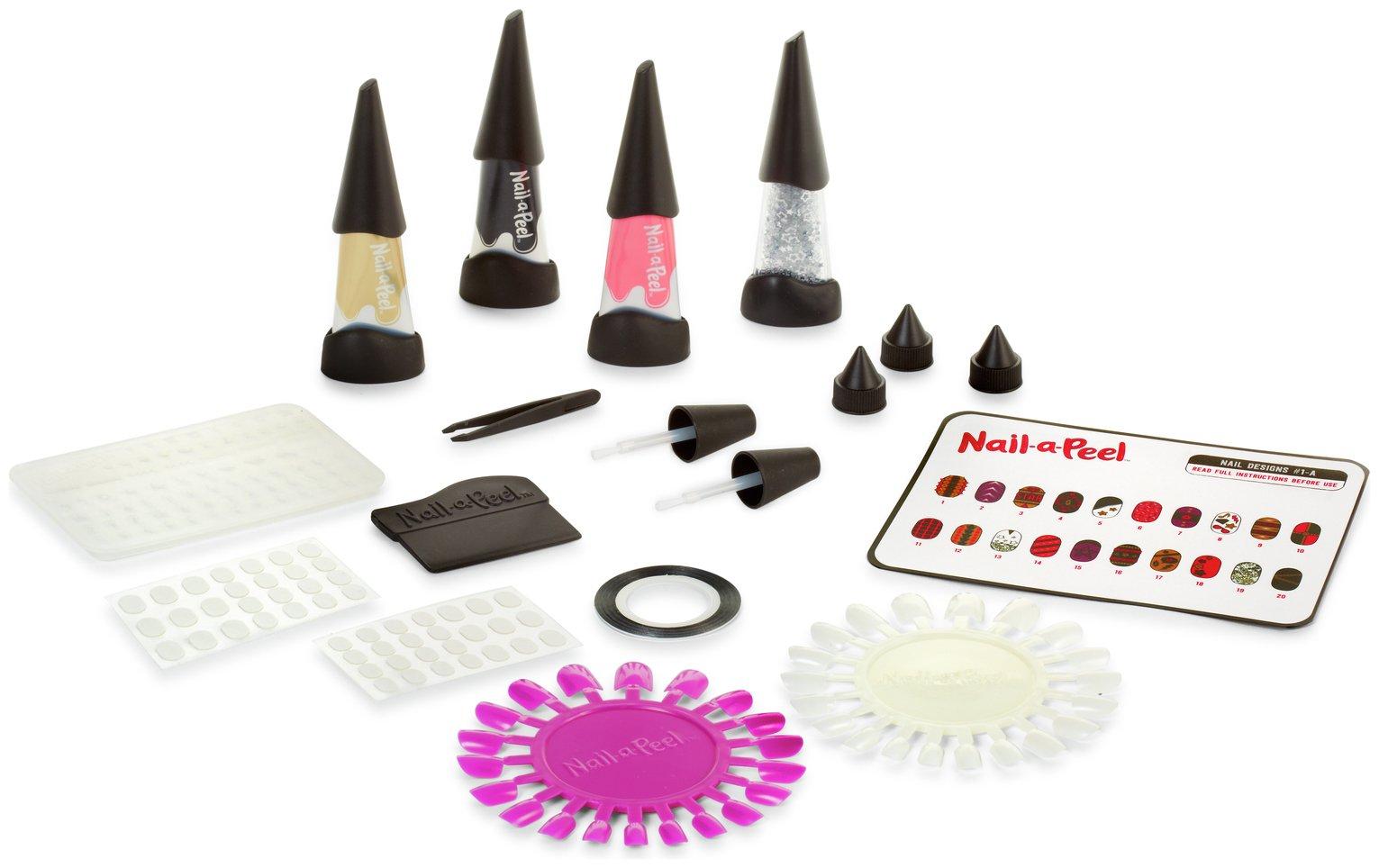 Nail-a-Peel Theme Nail Kit