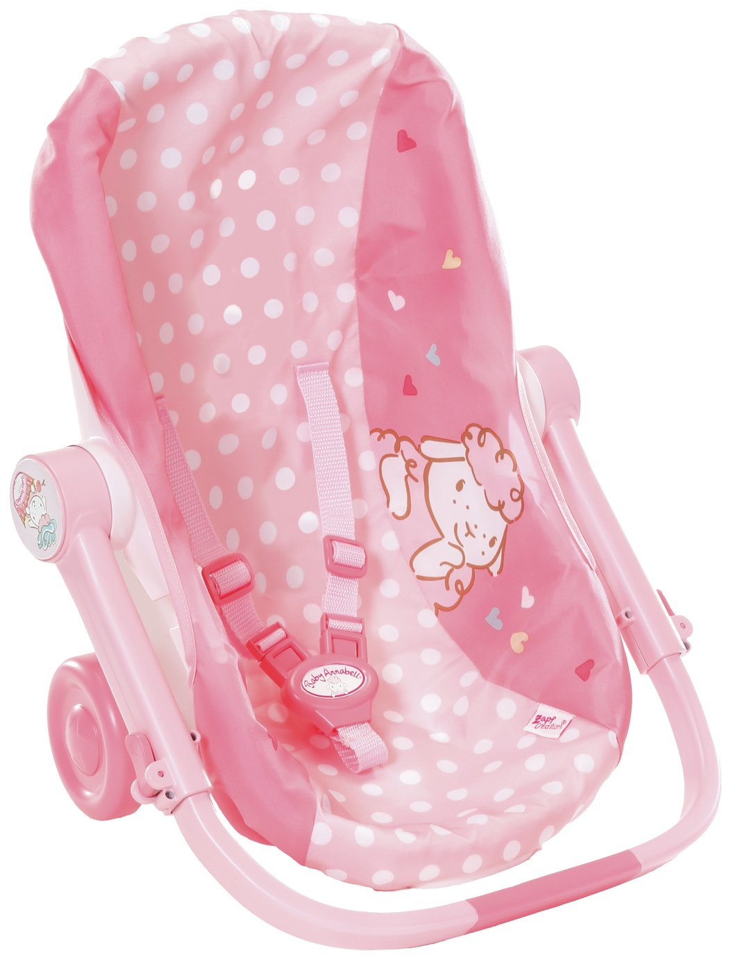 Image of Baby Annabell Doll Travel Seat