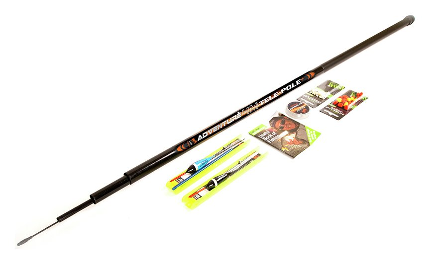 Matt Hayes Adventure Junior Pole Fishing Set