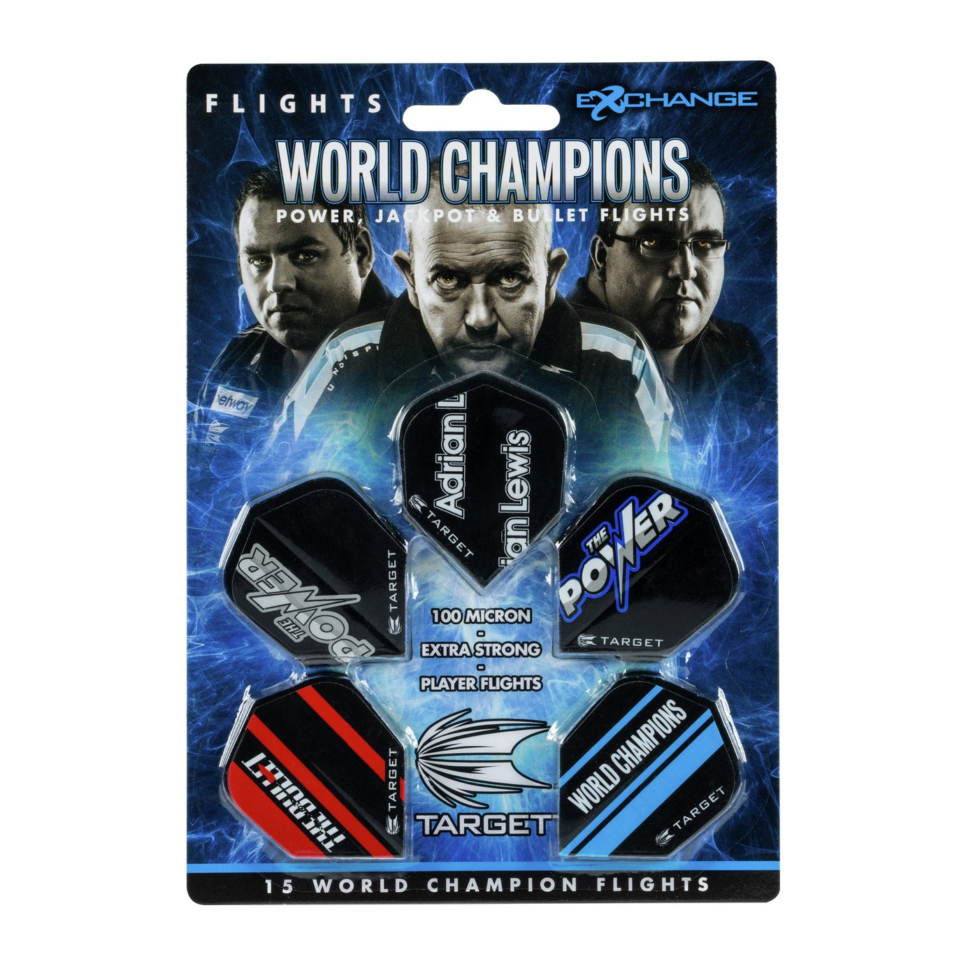 World Championships 5 Set Flight Pack