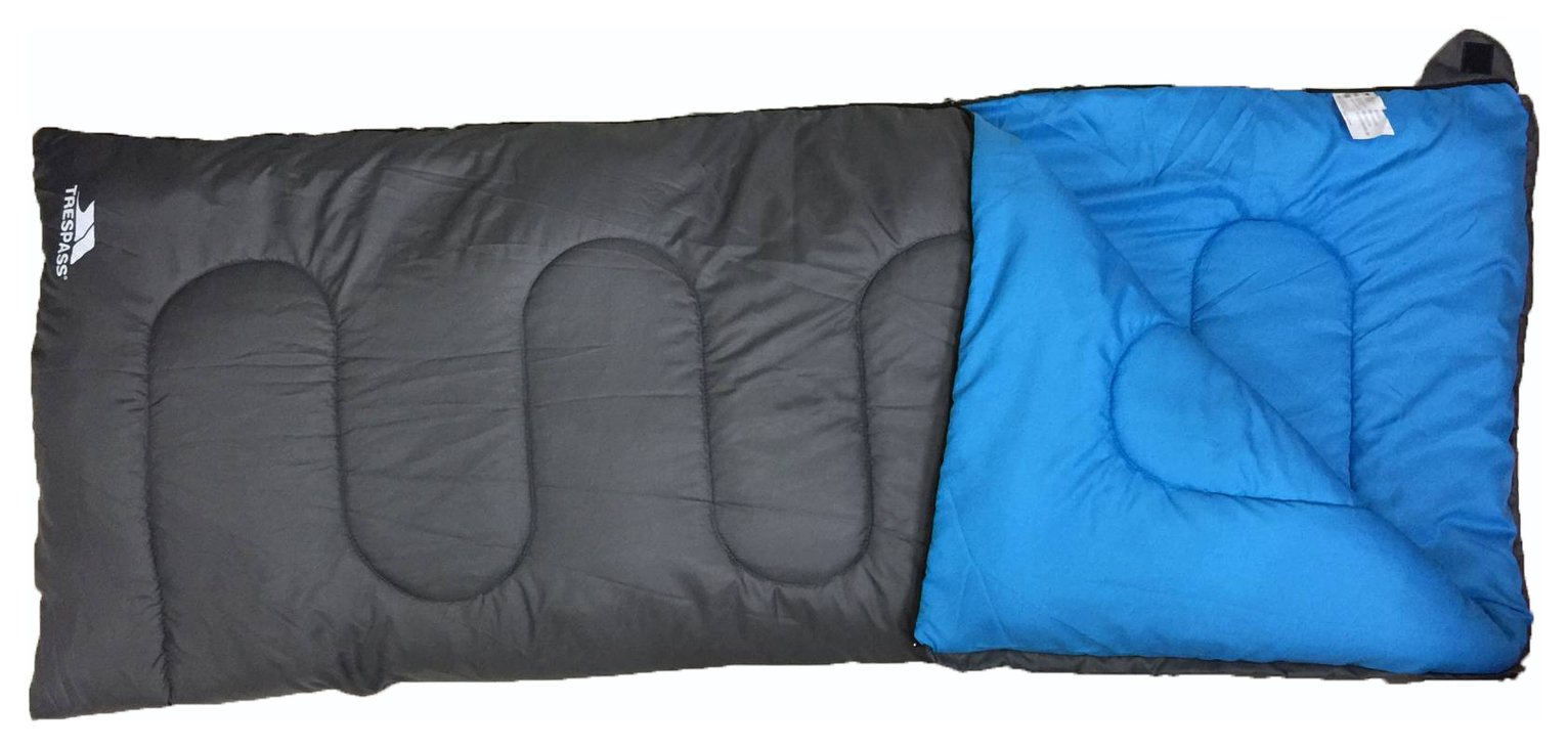 Image of Trespass Envelope 400GSM Sleeping Bag