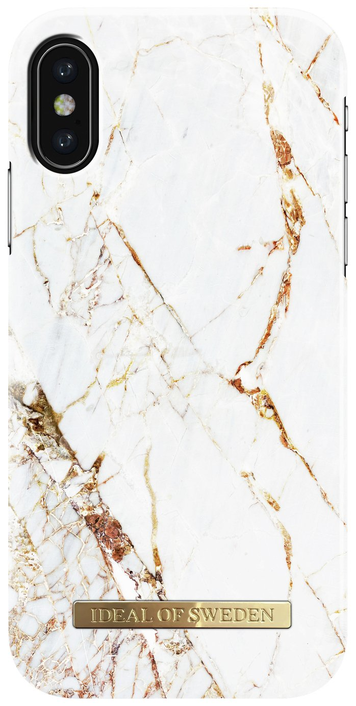 Image of Ideal of Sweden iPhone X Fashion Case - Gold