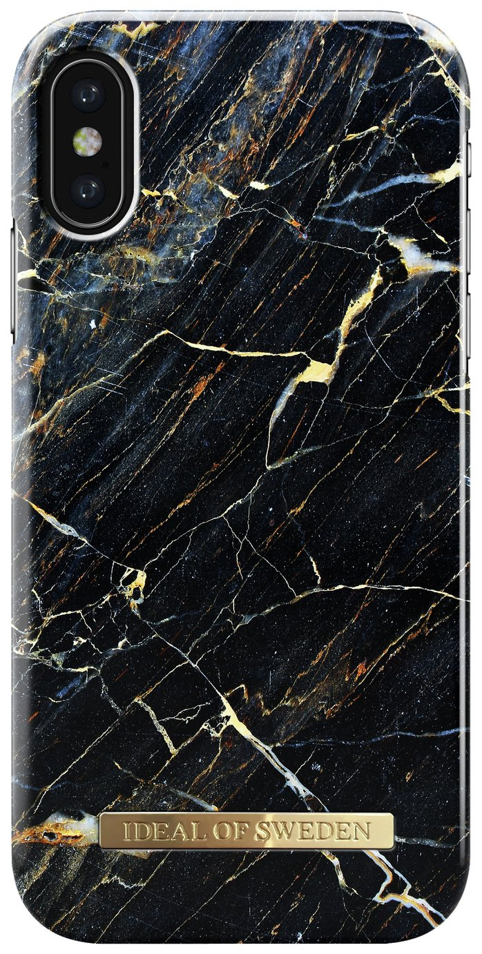 Image of Ideal of Sweden iPhone X Fashion Case - Port Laurent Marble