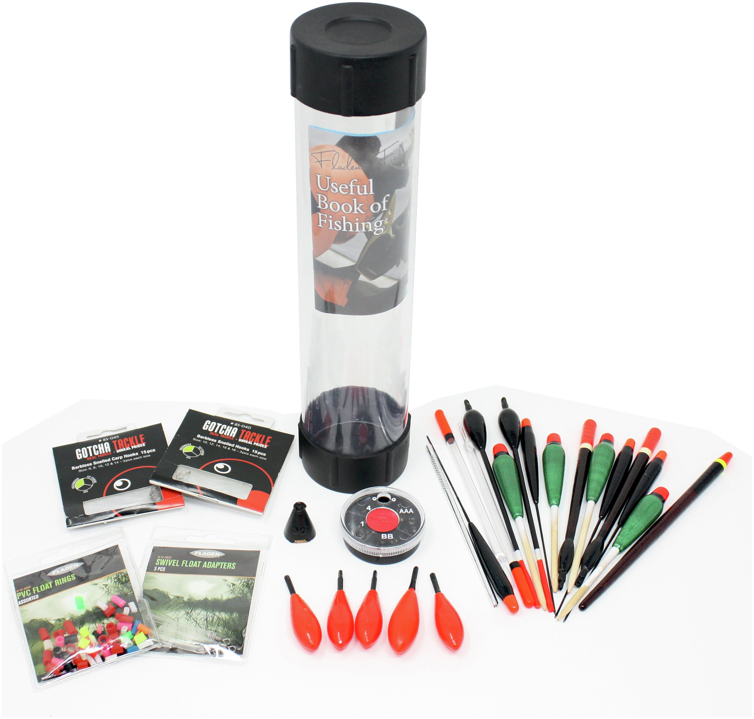 Fladen Float Fishing Set - In Tube