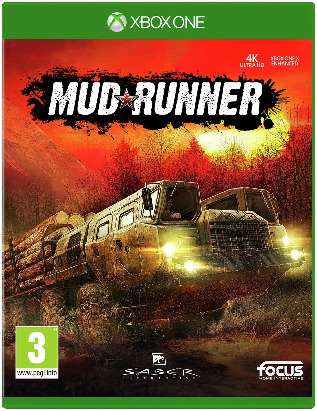 Spintires: MudRunner Xbox One Game