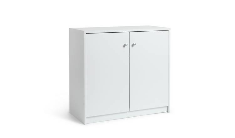 reputable site 7e9d6 5a158 Buy Argos Home 2 Door Sideboard - White   Sideboards   Argos