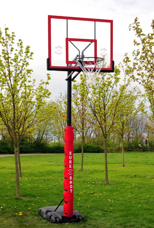 Sure Shot Quick Adjust Portable Basketball Unit