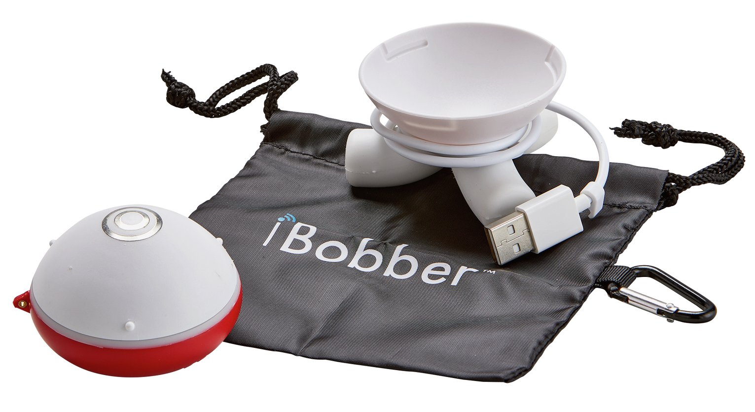 Reel Sonar iBobber Castable Bluetooth Fish Finder