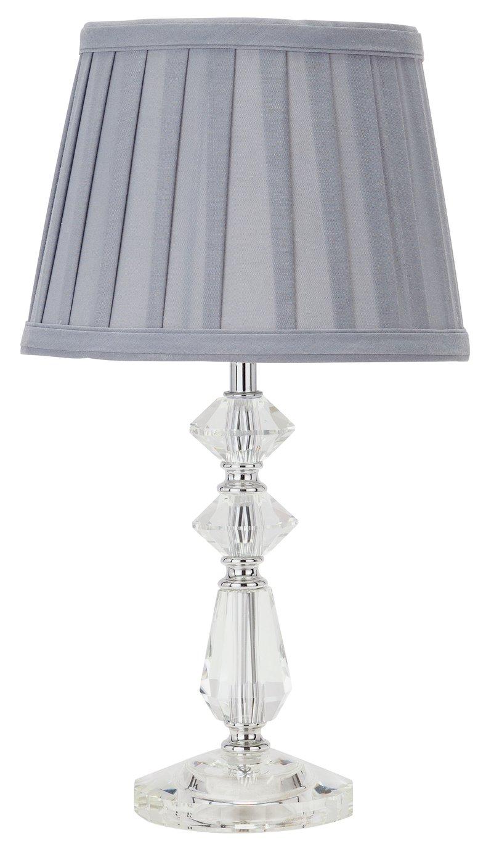 Argos Home Kilmore Glass Table Lamp review