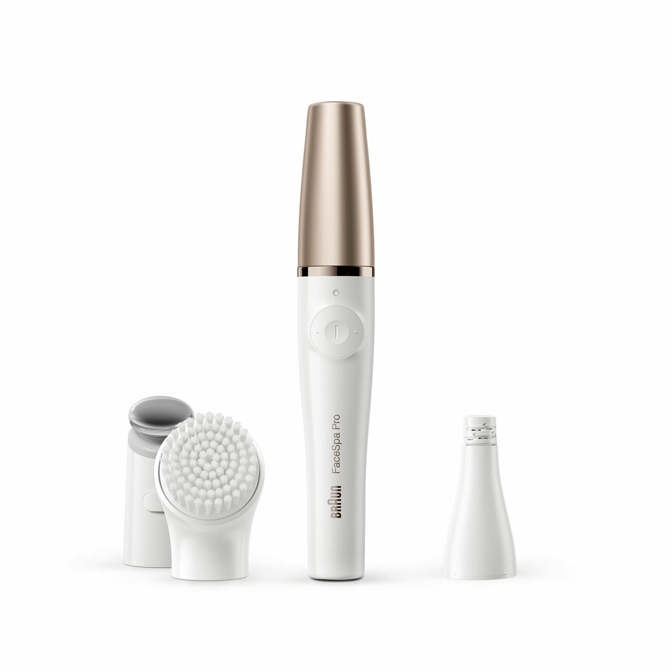 Braun FaceSpa 911 Cordless Facial Epilator and Cleanser