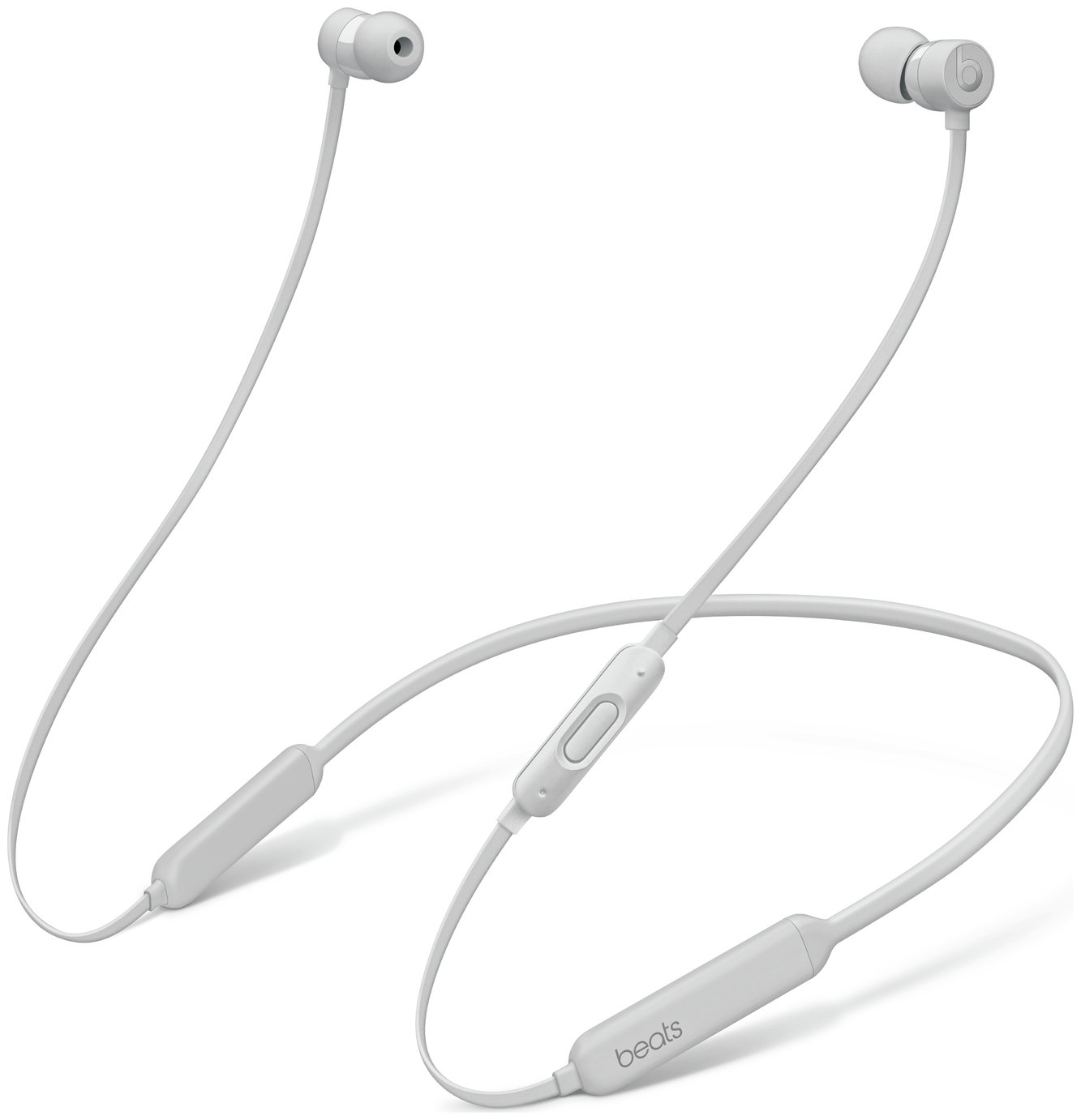 Image of Beats X In-Ear Wireless Earphones - Matt Silver