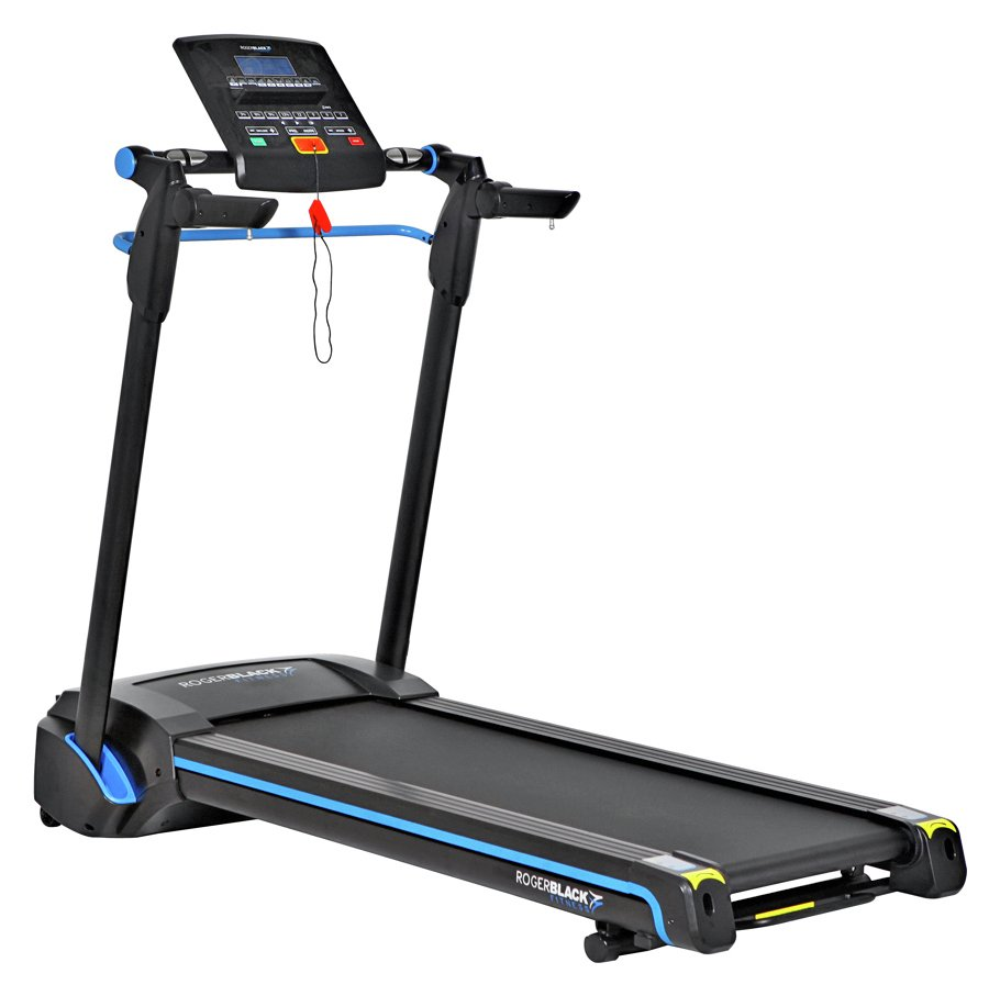 Roger Black Easy Fold Electronic Incline Treadmill review