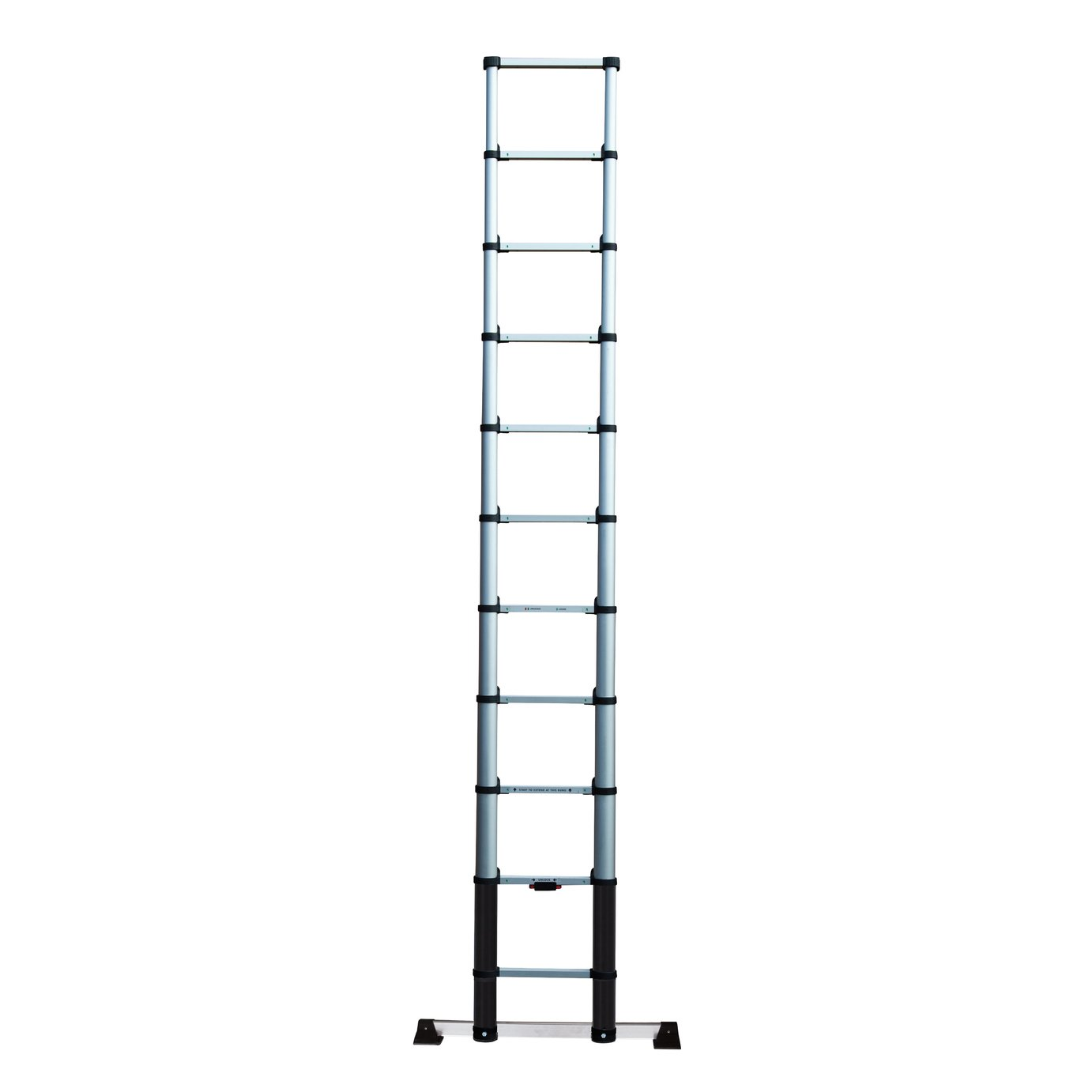 Abru 3.2M Telescopic Ladder 3.67M Max *SWH