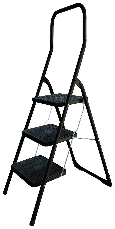 Abru 3 Step Stepstool High Handrail 2.45m *SWH