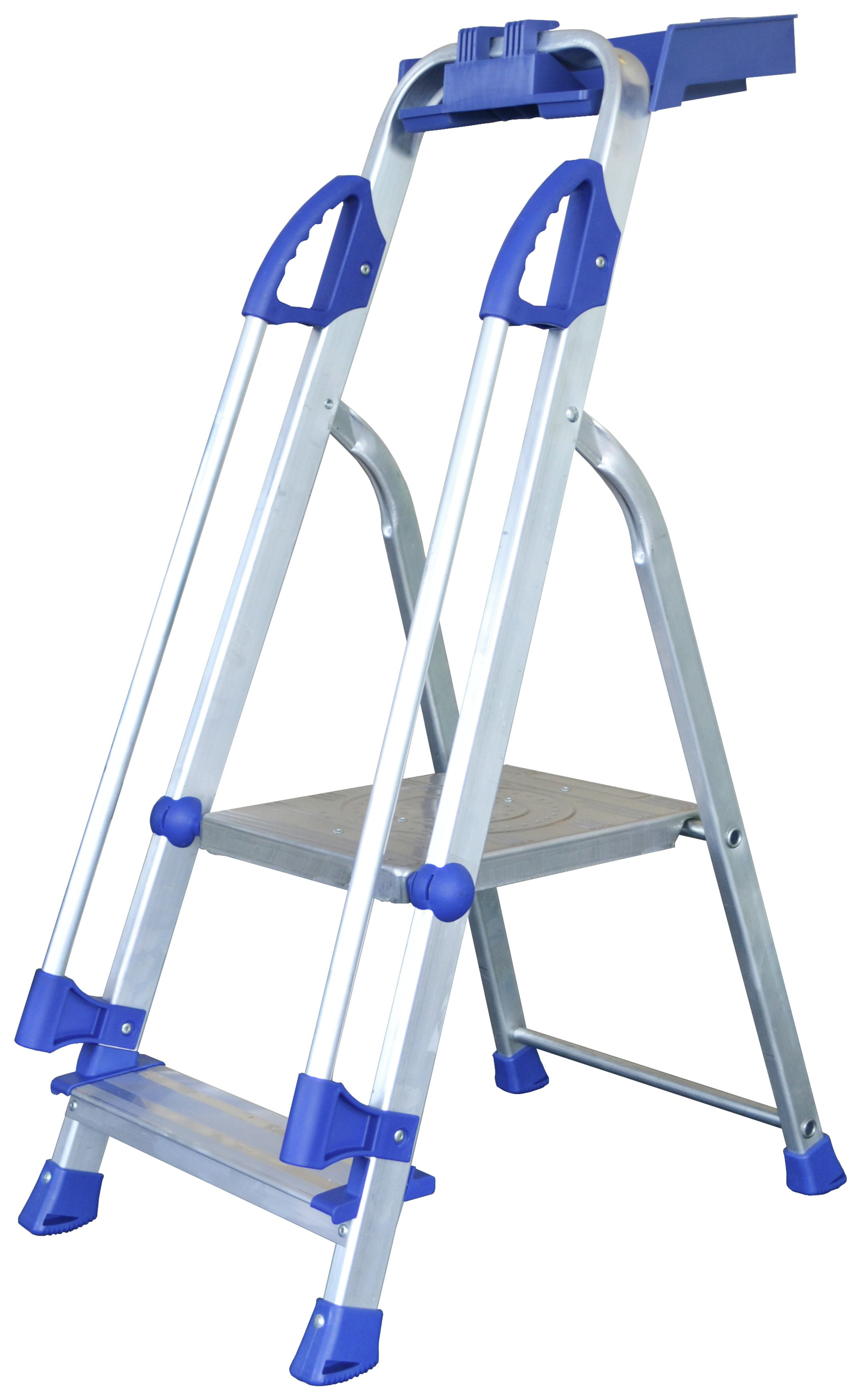 Abru 2 Tread Workstation Stepladder 2.1M Max *SWH
