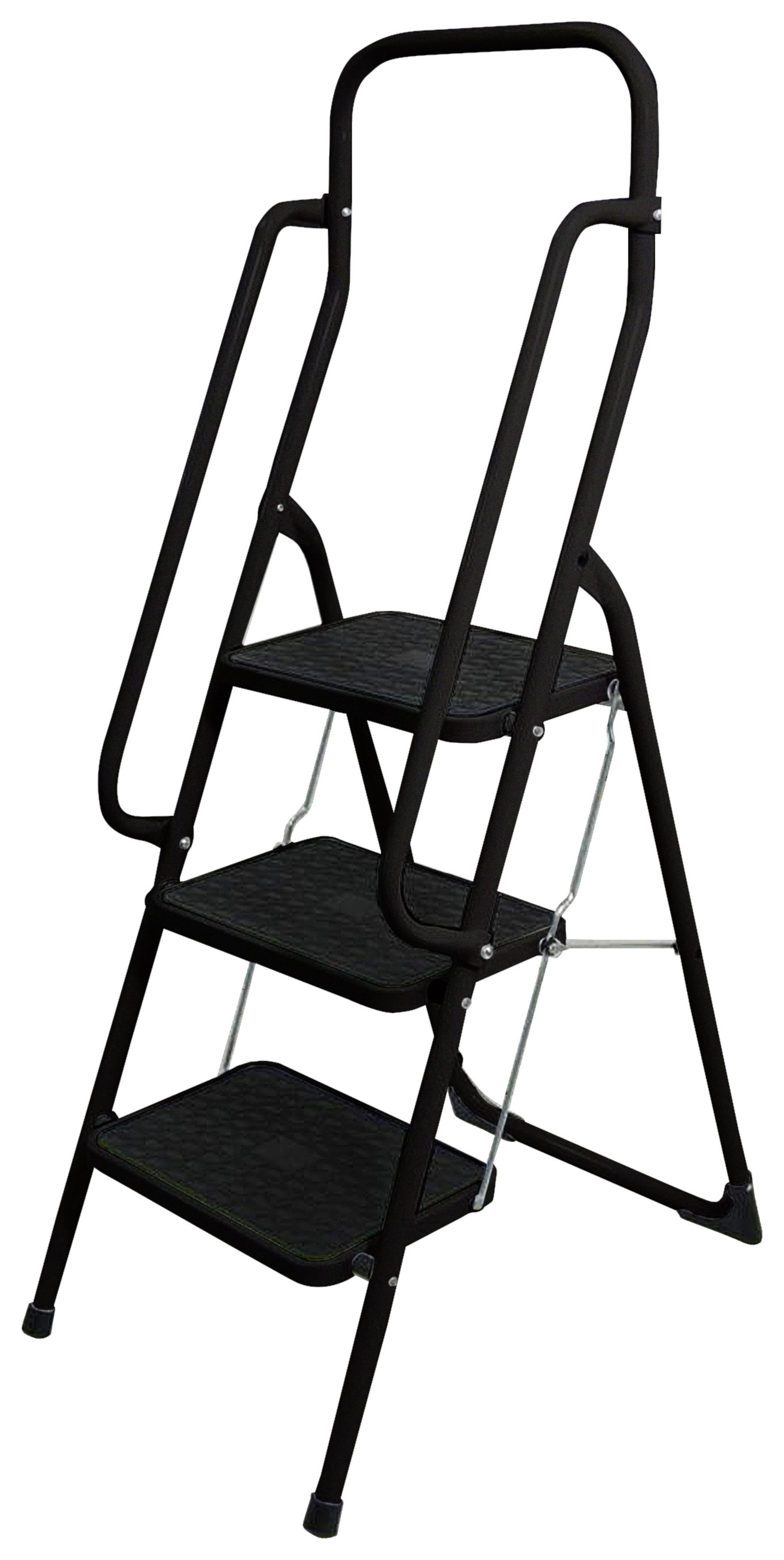 Abru 3 Tread Safety Stepstool 2.45M Max *SWH