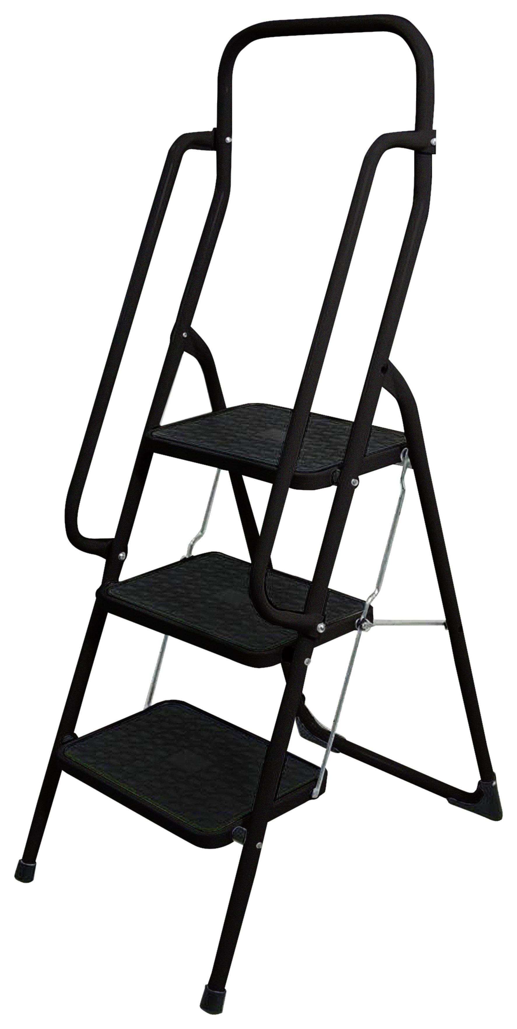 Image of Abru 3 Tread Safety Stepstool 2.45M Max *SWH